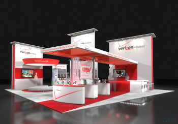 """Verizon Wireless"" Custom Exhibit"