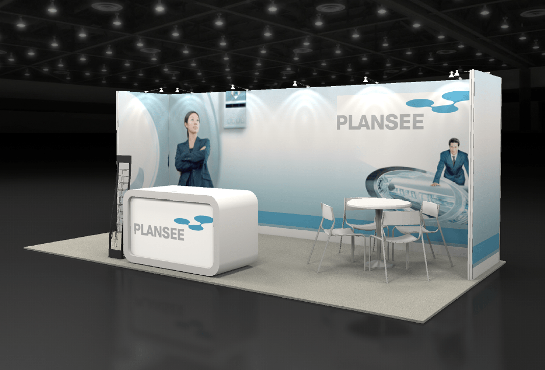 Normal Exhibition Booth Size : Trade show booth types